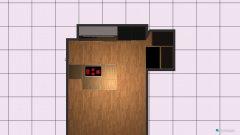 Raumgestaltung Grafental Küche 2 Variante in der Kategorie Küche