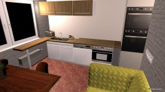 Raumgestaltung GriDIZ Kitchen in der Kategorie Küche