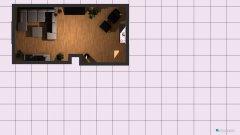 Raumgestaltung Grundriss Erdgeschoß in der Kategorie Küche