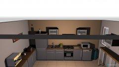 Raumgestaltung haha in der Kategorie Küche