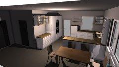 Raumgestaltung Harald Küche in der Kategorie Küche