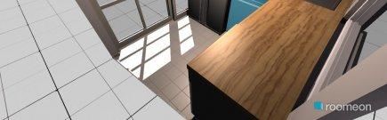 Raumgestaltung Haus 1 in der Kategorie Küche