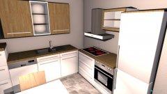 Raumgestaltung Haus Badener 2 in der Kategorie Küche