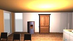 Raumgestaltung Haus Hof in der Kategorie Küche