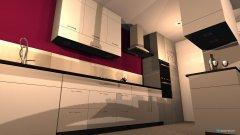 Raumgestaltung Haus - Raum 2 - Küche in der Kategorie Küche
