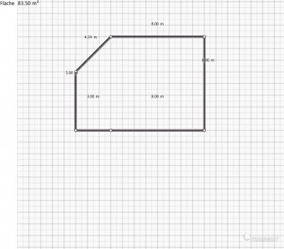 Raumgestaltung Haus12 in der Kategorie Küche