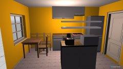 Raumgestaltung Helgas Küche in der Kategorie Küche