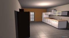 Raumgestaltung Herr König in der Kategorie Küche