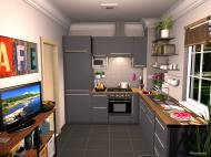 Raumgestaltung hochstrasse 9.1 renovated in der Kategorie Küche