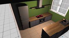 Raumgestaltung Holzelfingen in der Kategorie Küche