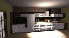 Raumgestaltung home1 in der Kategorie Küche