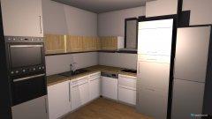 Raumgestaltung huskuche in der Kategorie Küche
