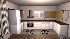 Raumgestaltung jagoda in der Kategorie Küche