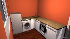Raumgestaltung k-1 in der Kategorie Küche