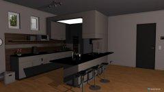 Raumgestaltung K-W-S von Dennis in der Kategorie Küche