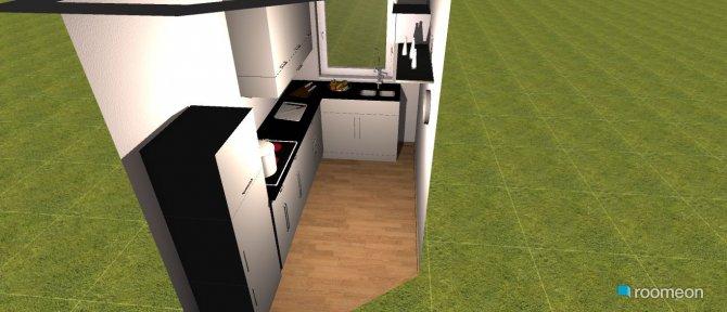 Raumgestaltung k-wbotp-003 in der Kategorie Küche