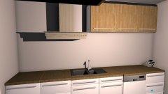 Raumgestaltung k+ in der Kategorie Küche