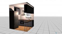 Raumgestaltung k in der Kategorie Küche