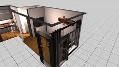Raumgestaltung kavender3 in der Kategorie Küche