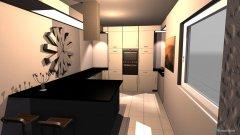 Raumgestaltung keuken2 in der Kategorie Küche