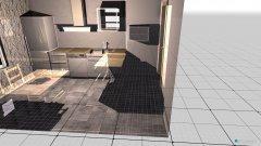 Raumgestaltung Kevin Küche 1 in der Kategorie Küche