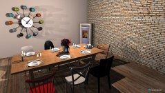 Raumgestaltung Kinderküche in der Kategorie Küche