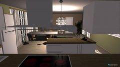 Raumgestaltung kitchen 1 in der Kategorie Küche