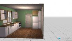 Raumgestaltung Kitchen 3 in der Kategorie Küche