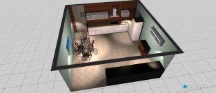 Raumgestaltung kitchen design in der Kategorie Küche