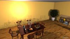 Raumgestaltung kitchen project 1 in der Kategorie Küche