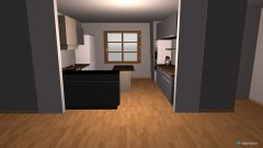 Raumgestaltung kitchen small 1 in der Kategorie Küche