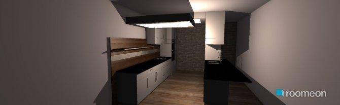 Raumgestaltung kitchen1 in der Kategorie Küche