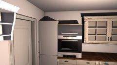Raumgestaltung Kitchen2 in der Kategorie Küche