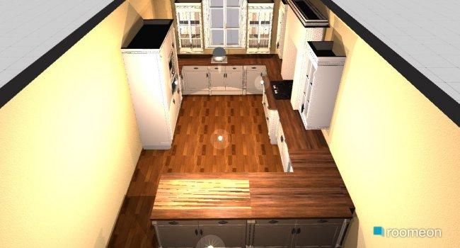 Raumgestaltung kitcken 2 in der Kategorie Küche