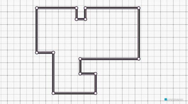 Raumgestaltung kjøkken3 in der Kategorie Küche