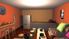 Raumgestaltung kleinaberfein in der Kategorie Küche