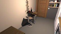 Raumgestaltung kleine Küche ganz groß in der Kategorie Küche