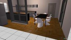 Raumgestaltung Kochen in der Kategorie Küche