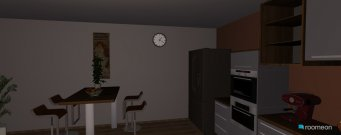 Raumgestaltung Kök in der Kategorie Küche