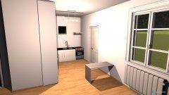 Raumgestaltung Konyha01 in der Kategorie Küche