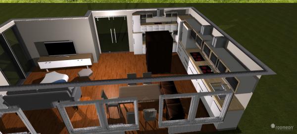 Raumgestaltung ku-wozi_einrichtung2 in der Kategorie Küche