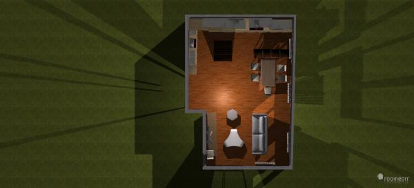 Raumgestaltung ku-wozi_einrichtung in der Kategorie Küche