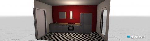 Raumgestaltung KUCHE in der Kategorie Küche