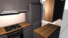 Raumgestaltung kuchni in der Kategorie Küche
