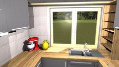 Raumgestaltung Kuchnia kielczowek in der Kategorie Küche