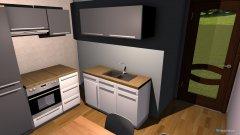 Raumgestaltung kuchnia plan 1 in der Kategorie Küche