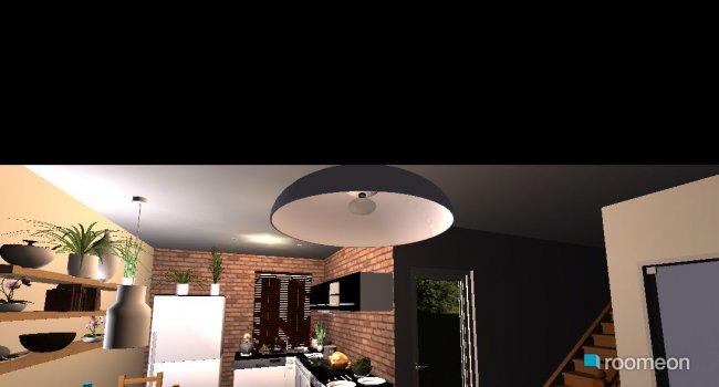 Raumgestaltung kuchnia123 in der Kategorie Küche