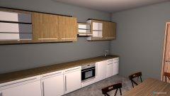 Raumgestaltung kuchnia4 in der Kategorie Küche