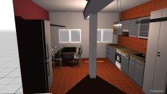 Raumgestaltung kuchnia in der Kategorie Küche