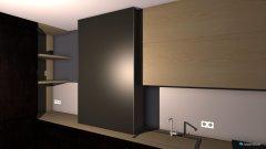 Raumgestaltung KuchniaSalon in der Kategorie Küche